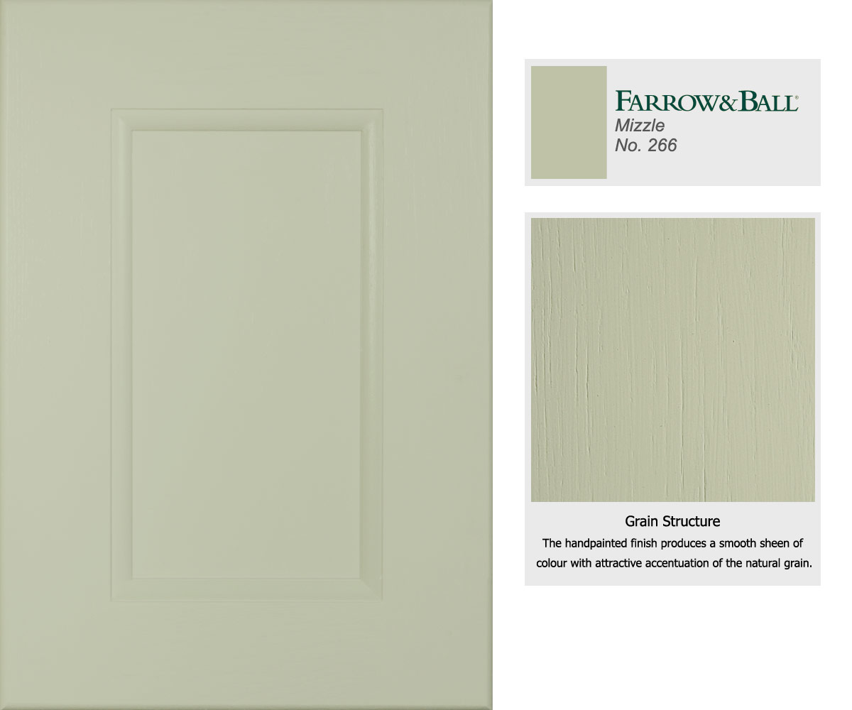 A Classic Unpainted Finish That Allows Your Door To Meld Seamlessly With The Cabinet. photo - 3