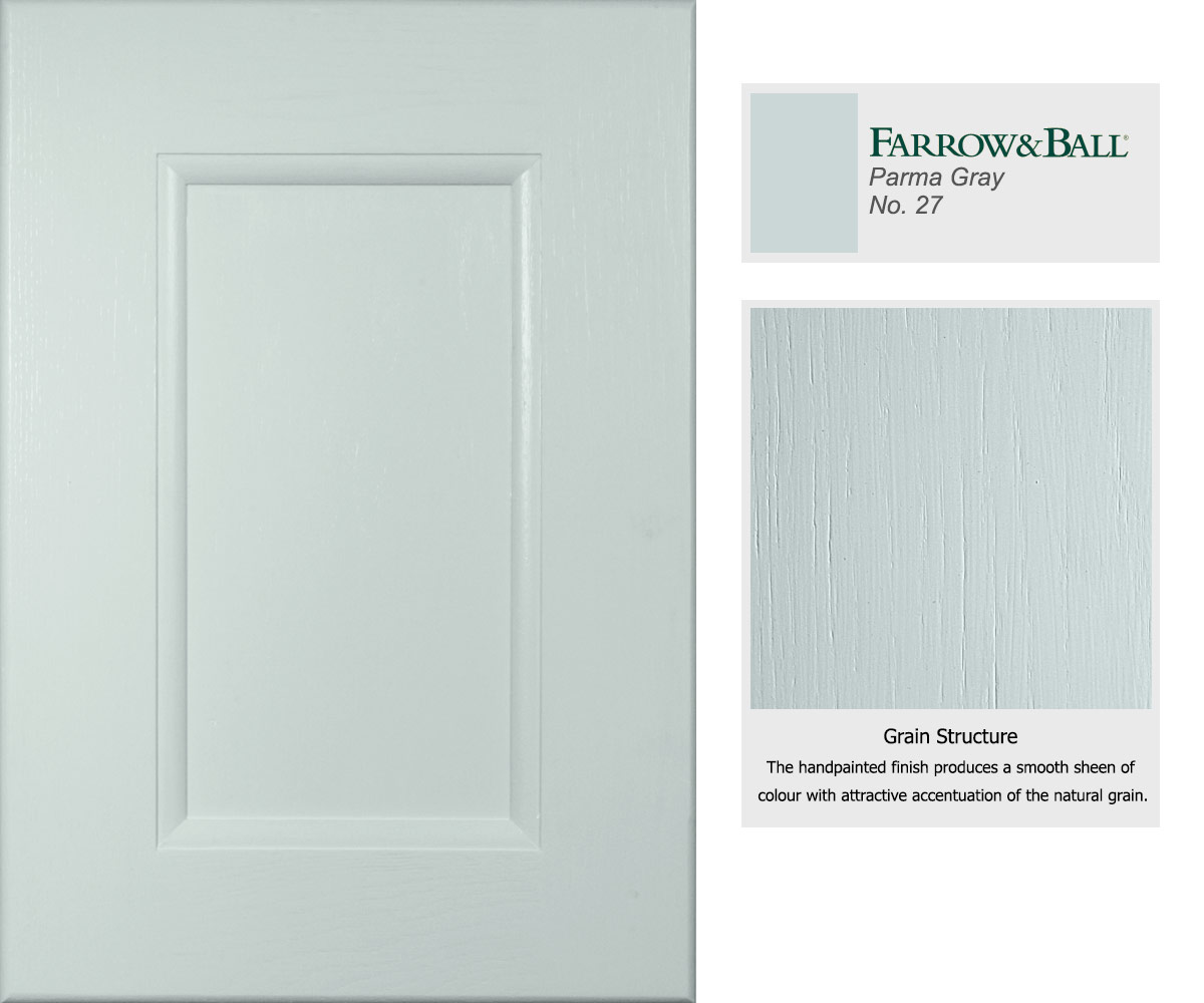 Traditional Painted Colours (Doors Only)