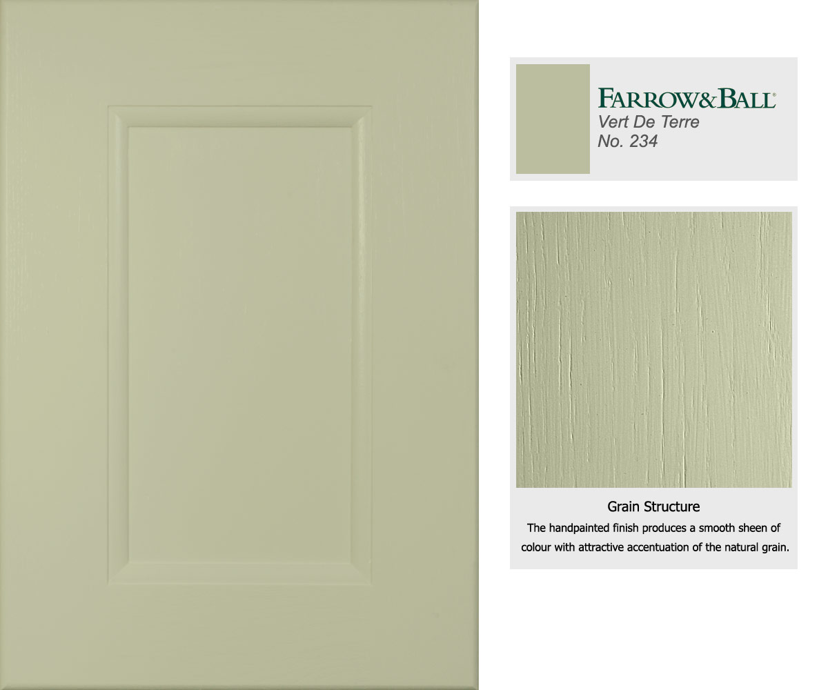 Traditional Painted Colours Doors Only Solid Wood