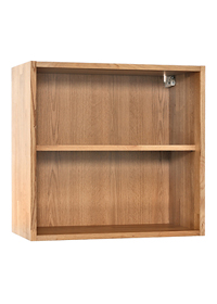 Solid Wood Wall Cabinets are manufactured from the highest quality European oak