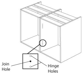 Solid wood kitchen cabinets 800mm 1200mm slimline base for Kitchen cabinets 800mm wide