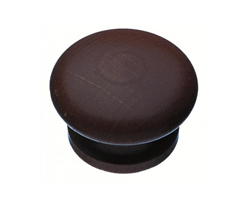 Solid Wooden Knob (Stained & Lacquered)