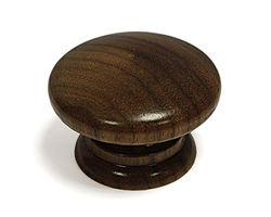 Solid Walnut Knob