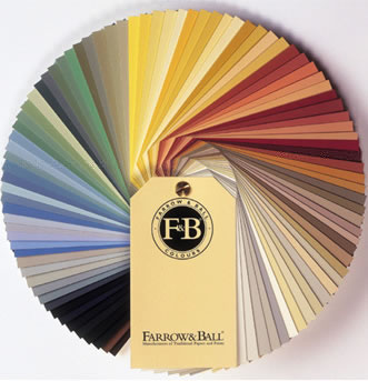 Farrow Ball Handpainted Colour Range