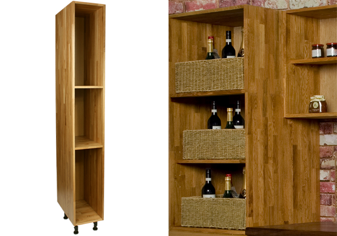 Kitchen cabinet wall height wooden best free home for Full wall kitchen units