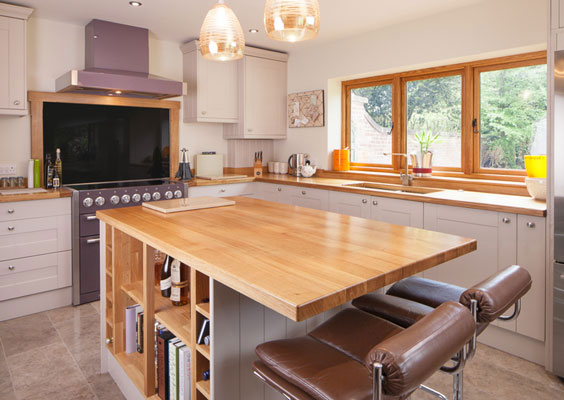 A bespoke kitchen is a fantastic way to ensure your design is perfectly suited to your home and family