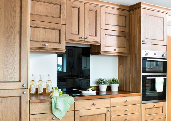 Solid Wood Solid Oak Kitchen Cabinets From Solid Oak Kitchen Cabinets