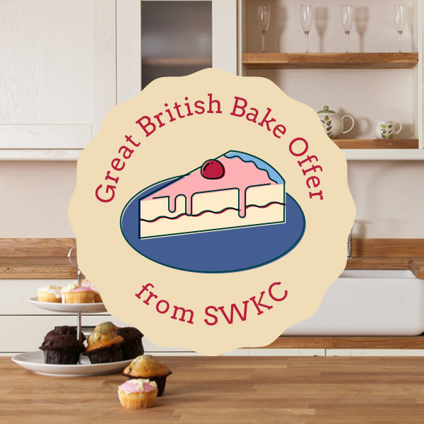 The Solid Wood Kitchen Cabinets' Great British Bake Offer