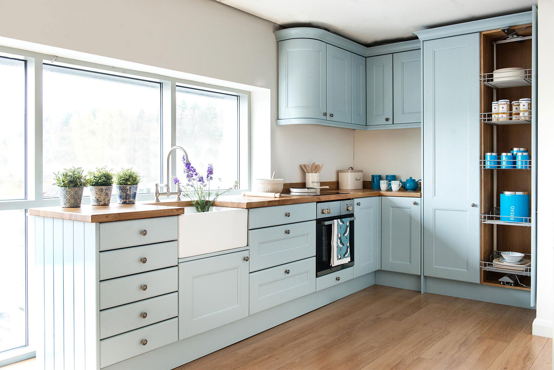 Solid Wood & Solid Oak Kitchen Cabinets from Solid Oak Kitchen Cabinets