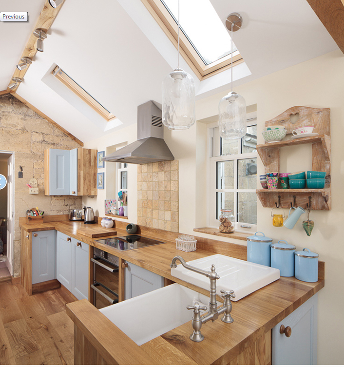 Wooden Kitchen Cabinets Uk: Media Coverage L Solid Wood Kitchen Cabinets