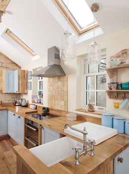 Real homes kitchen inspiration supplement November 2015