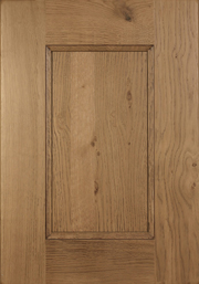 Solid Oak Traditional Door Sanded Finish