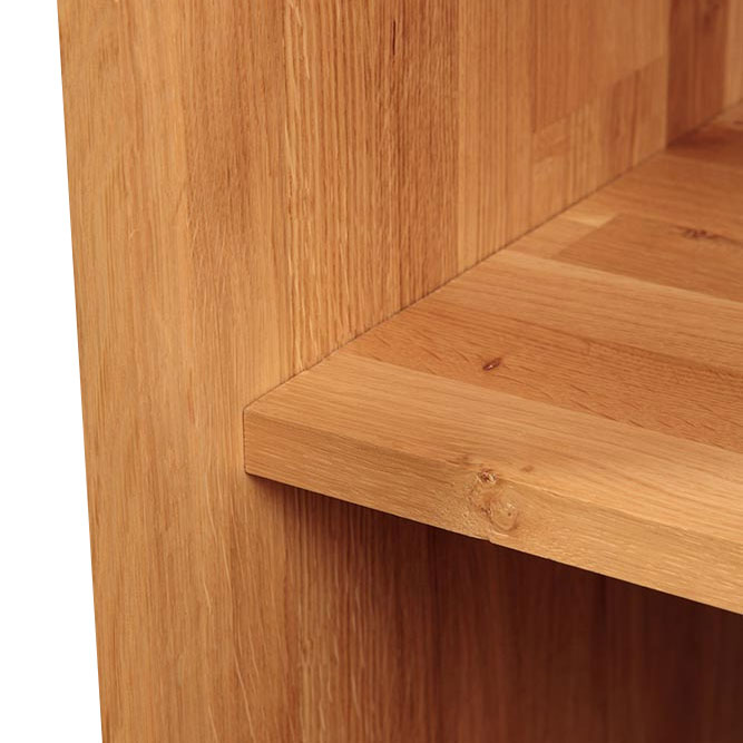 Solid Wood Base Cabinets - Shelf and Side Panel